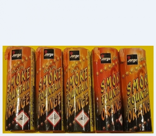 Smoke Fountain Orange 5erPack Bild 7