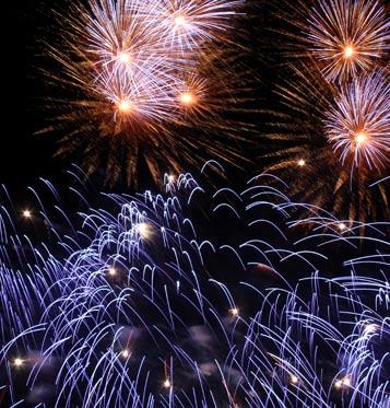 Feuerwerk © Pyrothron
